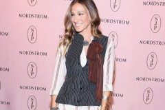 Sarah Jessica Parker meets customers during the SJP Collection event at Nordstrom Tysons Corner Center on August 22, 2014 in McLean, Virginia.
