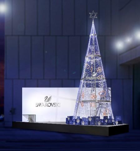 Swarovski-Christmas-Tree