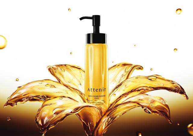 SkinClearCleanse Oil KeyVisual