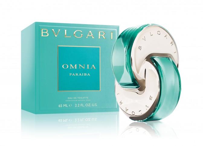 OMNIA PARAIBA with box