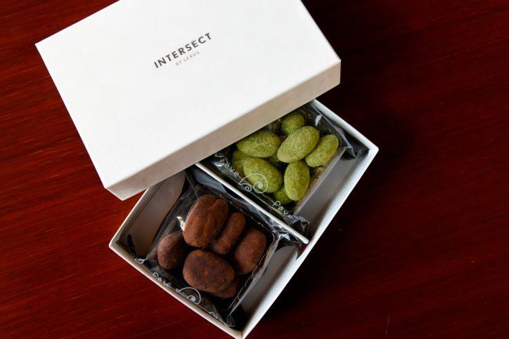 INTERSECT chocolat