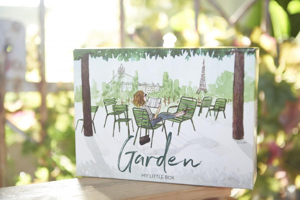 My little box,Garden,
