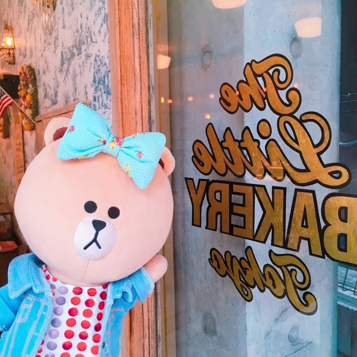 Chocoの おいしいは正義 Vol 58 The Little Bakery Tokyo レトロアメリカンなおしゃれベーカーリー Glamjp グラム